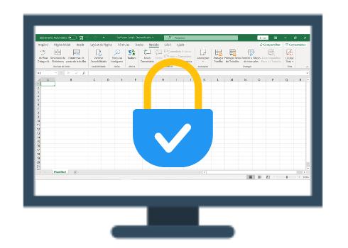 Como colocar senha no Excel